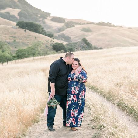 Stefanie & Mike's San Luis Obispo Engagement Session