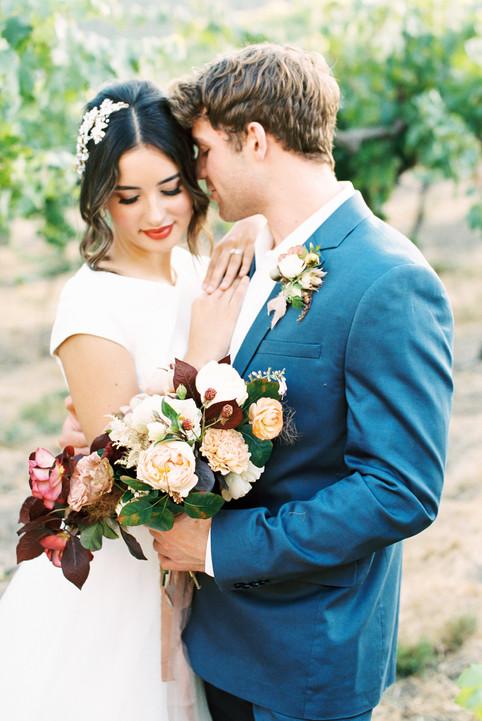 HammerSky Vineyard Wedding