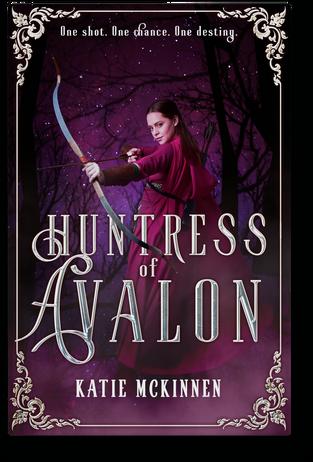 Huntress of Avalon MnKinnen.png