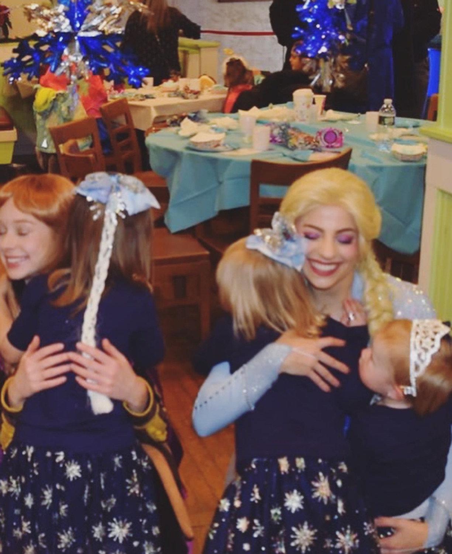 60 Min Party (2 Princesses)