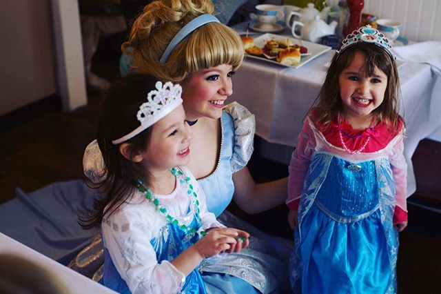 Don't forget your smile today! 😁 #thepartyfairyllc #princessparty #princesstea #princess #halloween