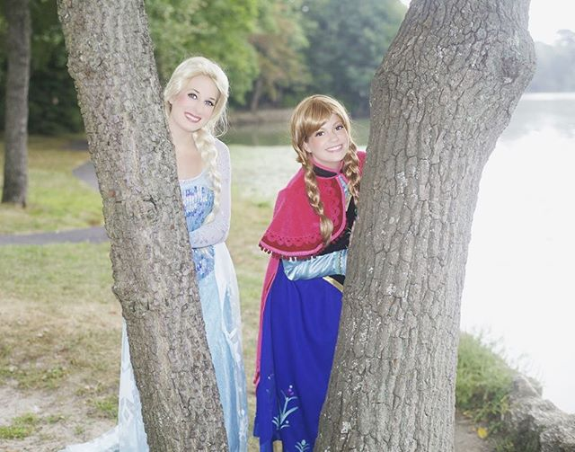 Hello 2016! We can't wait to see what is in store for our princesses! 👑🦄💜! As Elsa would say _Let