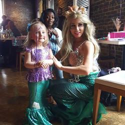 #Mermaidmonday 🍣🐟💖 #mermaidparty #jerseyshoremermaid #thepartyfairy #asburypark #sushi #jerseysho