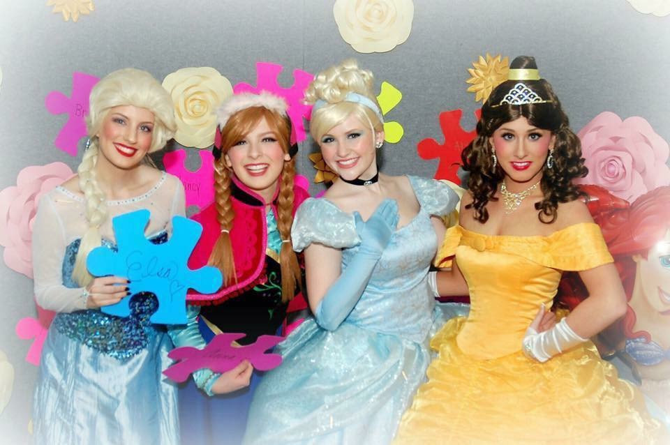 90 Minute Princess Party
