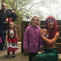 More _jerseyshorepirates fun!! MERMA🐬DS HAVE M🐚RE FUN! #mermaid #jerseyshore