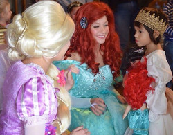 Magical moments! 👑💖 #thepartyfairynj #princesspartynj #princessparty #disneyprincess  #newjersey #