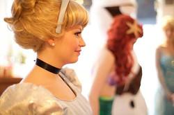 Cindy has her eyes set forward to #FriYAY, 👱🏼♀️#princess #thepartyfairy #princessparty #cosplay #