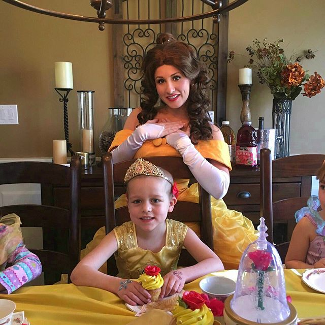 Thank you to Haley Beauparlant-Miss Ramapo Valley's Outstanding Teen 2017 for inviting Belle to visi