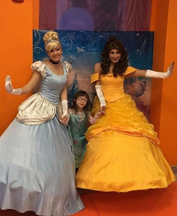 Princess Belle promotion! With the release of the new movie on next Friday March 17th, have Belle co