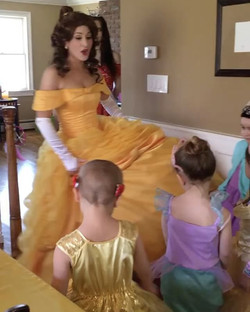 🎶 I'm Belle, some say, a natural dancer _Waltzing is my dancing answer _I taught the waltz to the B