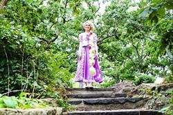 #rapunzel #princessparty #rapunzelcosplay #partyfairy #thepartyfairyllc