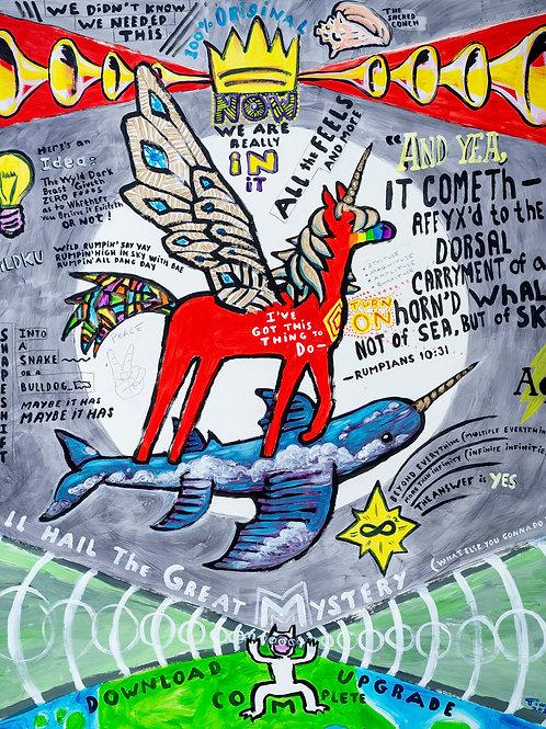 Timi Conley:Red Unicorn