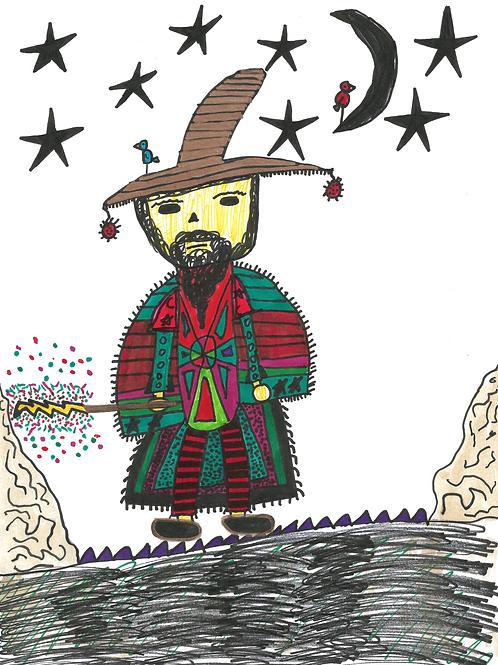 Arrow Ruskin Callahan: Wizard Dude