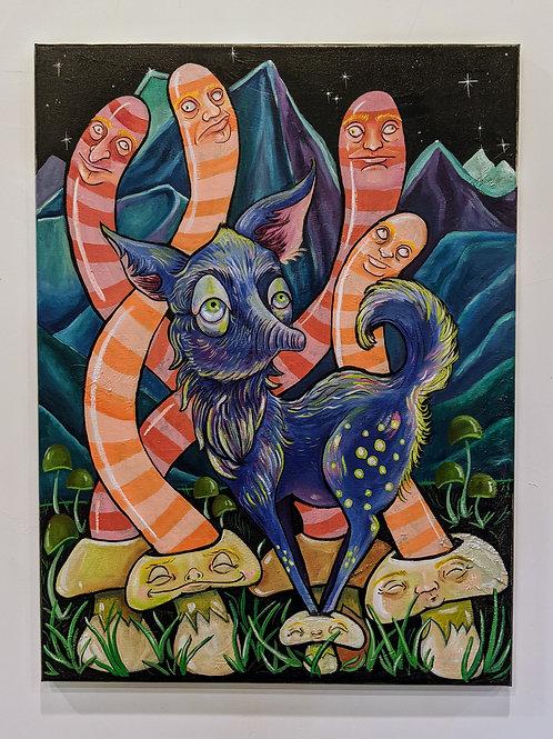 Sarah Flinn: Worm Forest