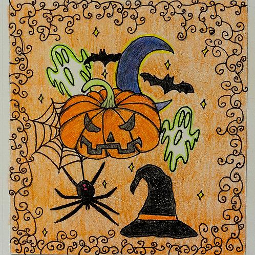Josie Thrasher: Halloween Fantasy