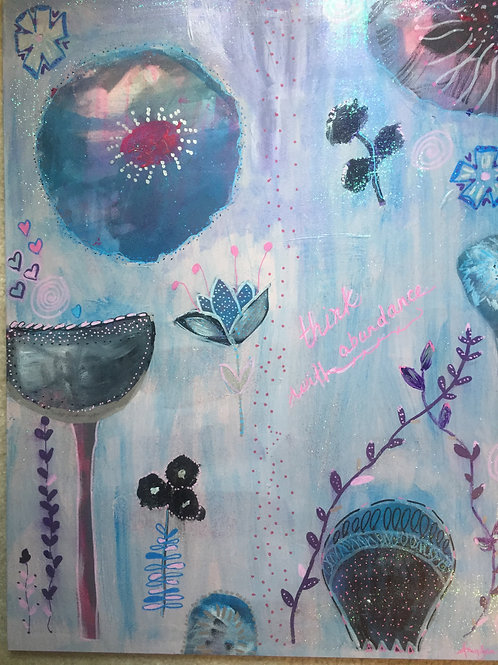 Amy Wraga: Ocean Flowers