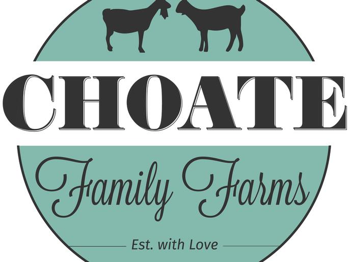 Choate Family Farms Logo