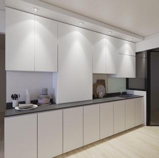 Kitchen Cabinet KC1002