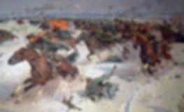 Атака корпуса Доватора