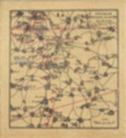 Положение частей20-й армии на 25-26декабря 1941г.