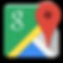 ПОСЛЕДНИЙ РУБЕЖ на Google maps