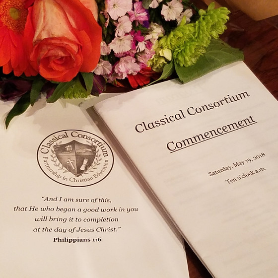 Homeschool Graduation 2018