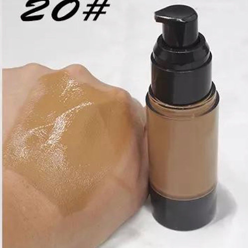OIL FREE MATTE  VEGAN FULL COVERAGE FOUNDATION