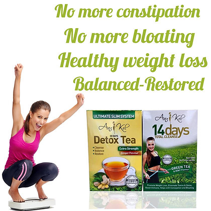 say goodbye to constipation detox and cleanse