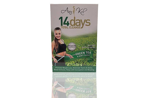 14 days cleanse Tea
