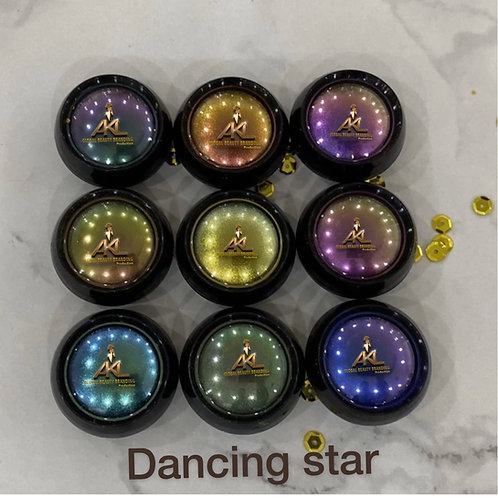dancing star set shimmer