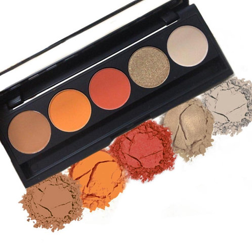 BORN PRETTY 5 COLORS PALETTE