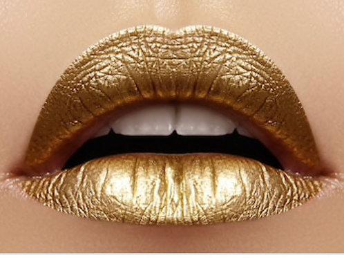 vegan luminous metallic matte long wear lipstick