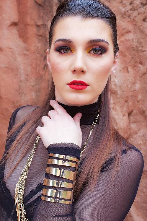 Unforgettable Red-Matte Lipstick