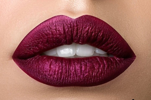 godess vegan luminous metallic matte long wear lipstick