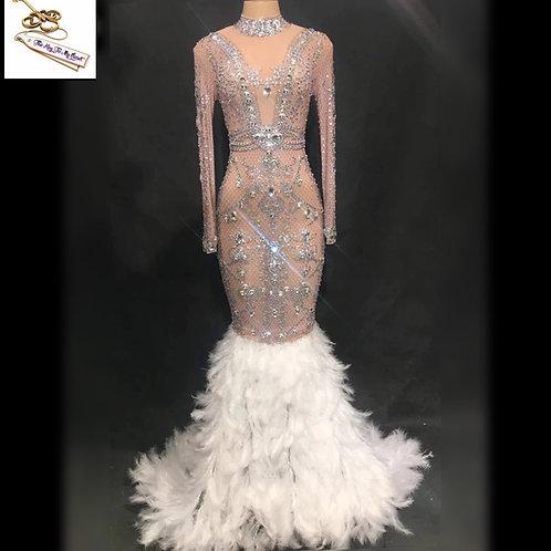 FLASHY DIVA DRESS