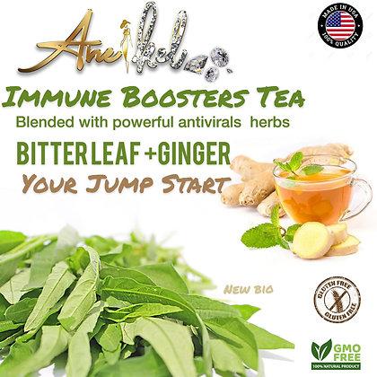 Bitter leaf tea/ immune booster