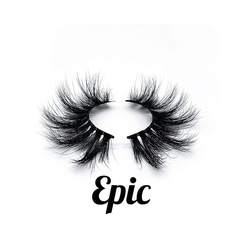4D LUXURY MINK FUR LASHES