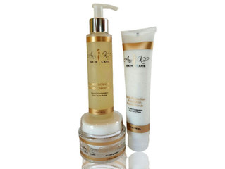 TODAY IS ALL ABOUT CLEAR PERFECTION SKIN CARE SET.