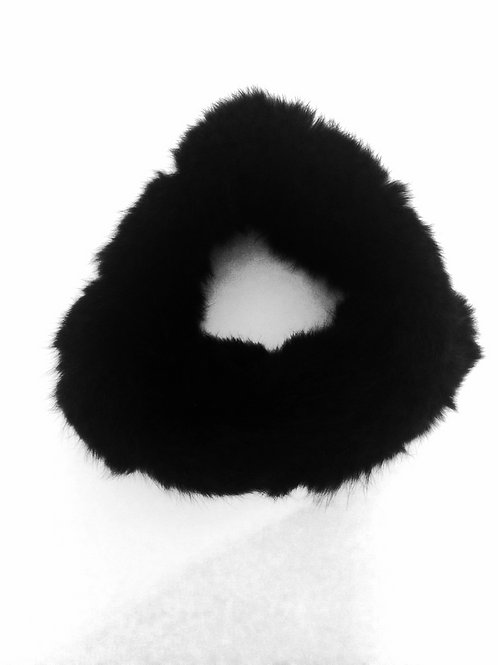 Real Fox Fur Neck Wrap Scarf