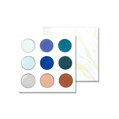 sample order 9 colors pro palette