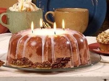 Bunt Delight Candle - Medium Spice