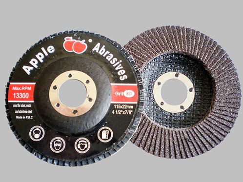 Apple Abrasives Flap disc for polishing and Grinding