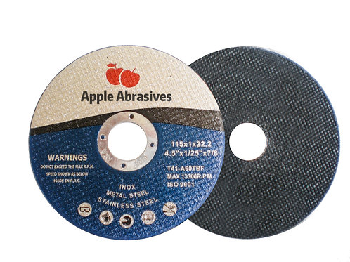 4.5 inch 1mm thickness cutting disc premium blue color