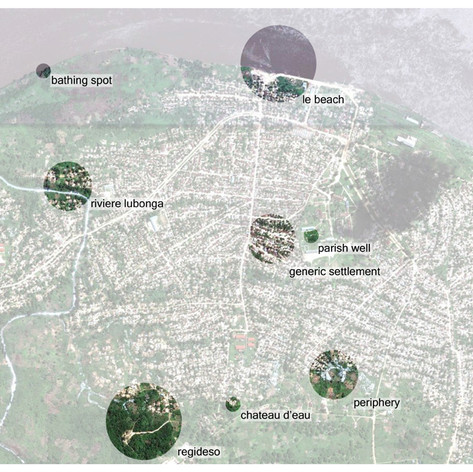 Mapping Lubunga