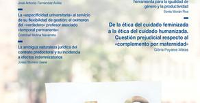 Publicación en Revista de Trabajo y Seguridad Social - CEF