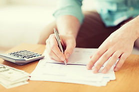 savings, finances, economy and home conc