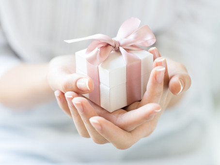 Holiday Gift Giving:  What to know before you make a gift.