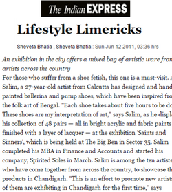 The Indian Express - Lifestyle Limericks
