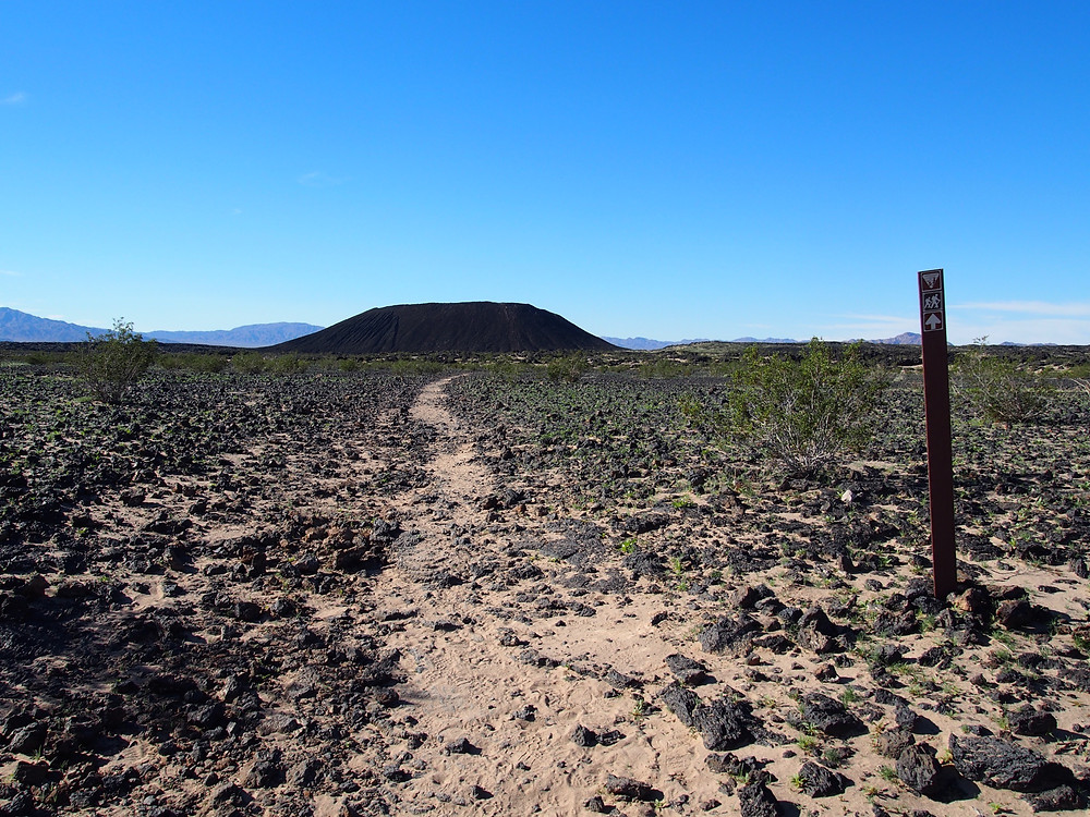 Amboy Crater Trail
