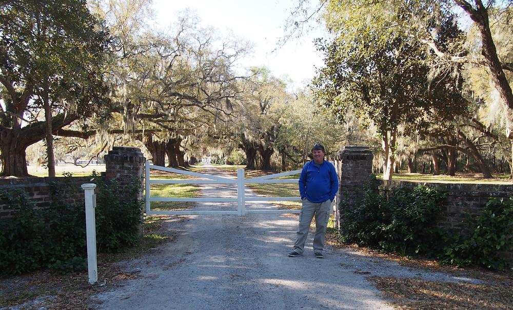 Forrest Gump Driveway